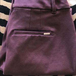 WHBM Comfort Stretch Slim Ankle Pants